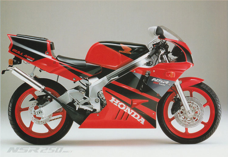 Nsr250 Net Honda Nsr250r Mc21 Model History And